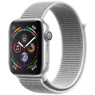 Apple Watch Series 4 44mm GPS Silver Aluminum Case with Seashell Sport Loop (MU6C2)