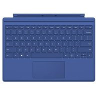 Microsoft Type Cover for Surface Pro 4 Blue (QC7-00003)
