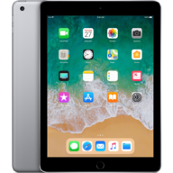 Apple iPad Wi-Fi 128GB Space Gray (MR7J2) 2018