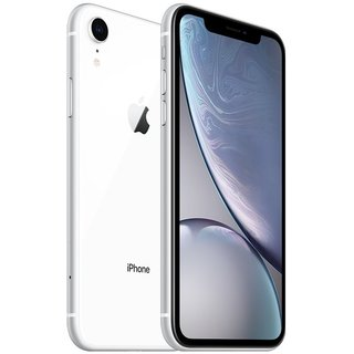 Apple iPhone XR 128GB White Dual SIM
