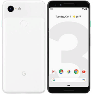 Google Pixel 3 4/64GB Clearly White