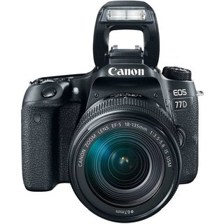 Canon EOS 77D kit (18-55mm) IS STM