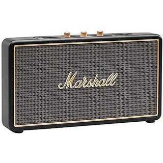 Marshall Portable Speaker Stockwell Black with Case (4091451)