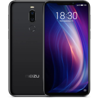 Meizu X8 4/64Gb Dual Black