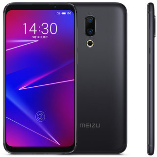 Meizu 16X 6/128Gb Dual Black (M872H)