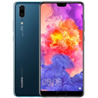 Huawei P20 4/128GB Single Sim Blue