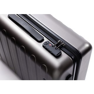 ... Чемодан Xiaomi RunMi 90 Points Suitcase Business Travel Titanium Gray 20