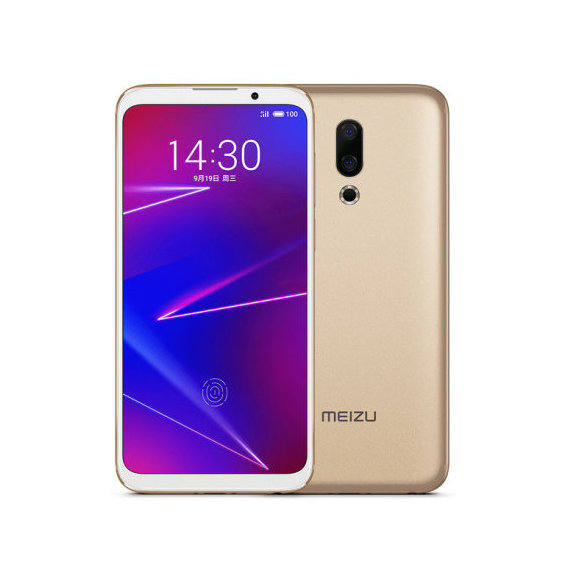 Смартфон Meizu 16X 6/64Gb Dual Gold