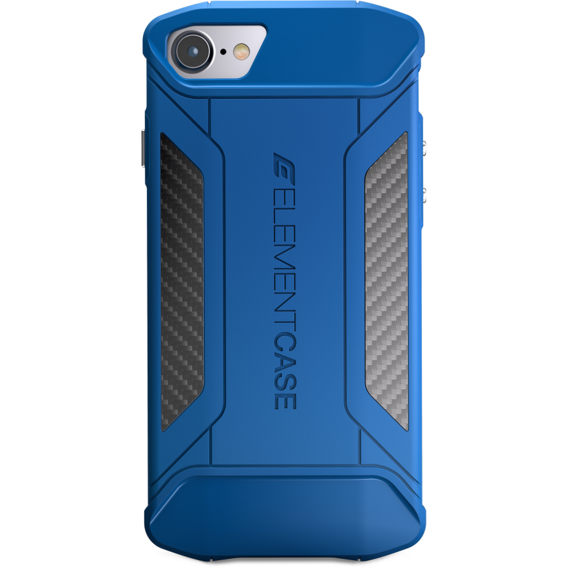 Аксессуар для iPhone Element Case CFX Blue (EMT-322-131DZ-25) for iPhone 8/iPhone 7