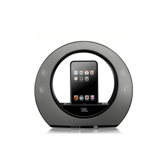 Акустика для iPhone/iPod/iPad JBL Radial Micro - Black (JBLRADMIC5BLK)