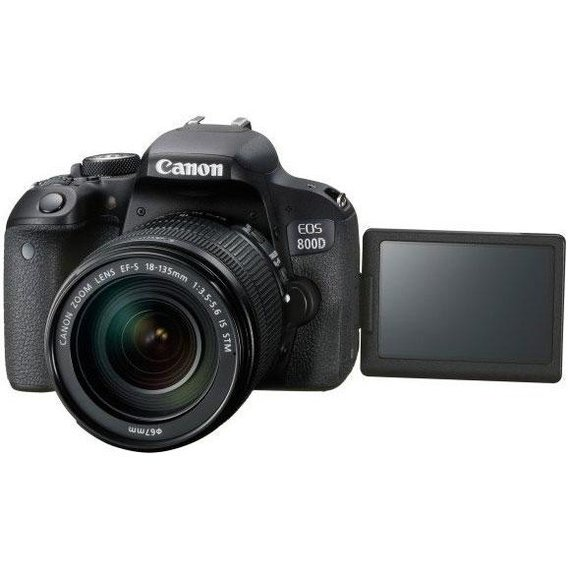 Canon EOS 800D kit (18-135mm) IS STM