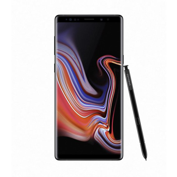 Смартфон Samsung Galaxy Note 9 6/128Gb Dual Midnight Black N960