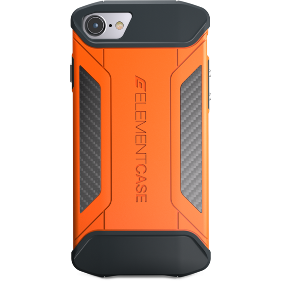 Аксессуар для iPhone Element Case CFX Orange (EMT-322-131DZ-22) for iPhone 8/iPhone 7