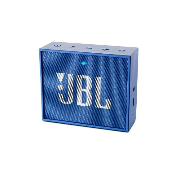 Акустика для iPhone/iPod/iPad JBL GO Blue (GOBLUE)