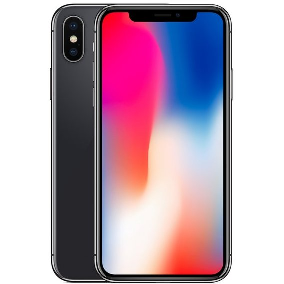 Apple iPhone X 64GB Space Gray СРО