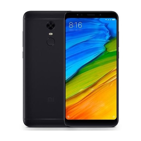 Смартфон Xiaomi Redmi 5 Plus 4/64GB Black