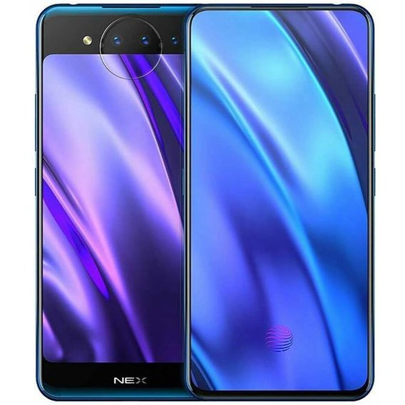 Смартфон Vivo Nex Dual Display 10/128Gb Polar Blue
