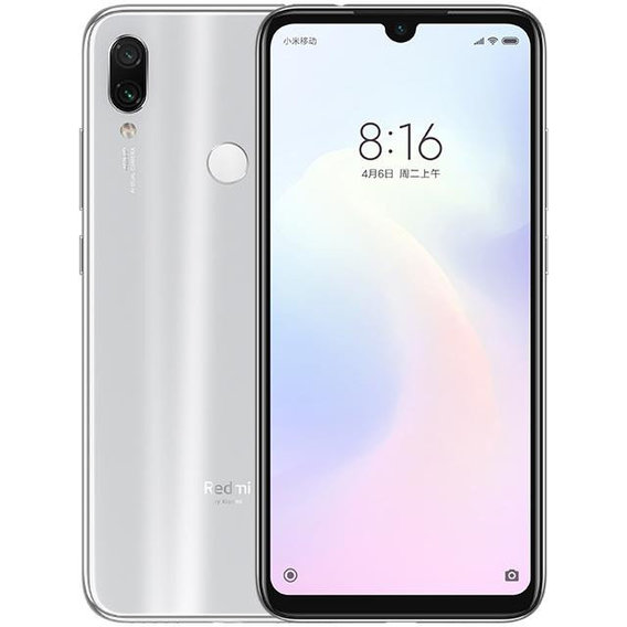 Смартфон Xiaomi Redmi Note 7 6/64GB White