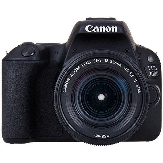 Canon EOS 200D kit (18-55mm) EF-S IS STM