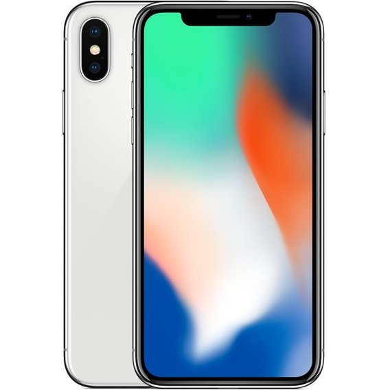 Apple iPhone X 256GB Silver СРО