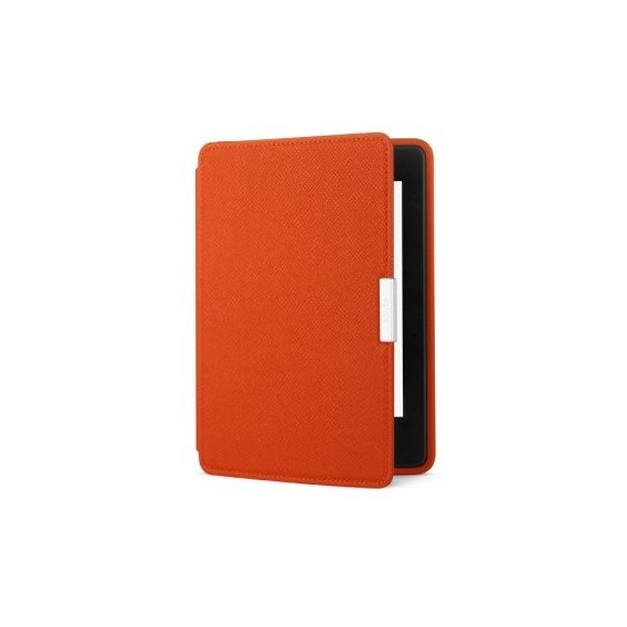 Аксессуар к электронной книге Amazon Leather Cover Persimmon for Kindle Paperwhite