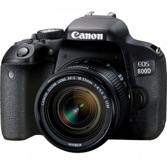 Canon EOS 800D kit (18-55mm) IS STM
