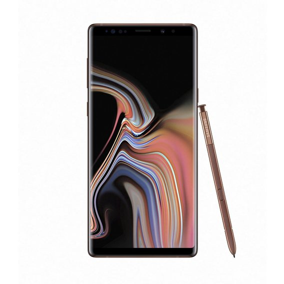 Смартфон Samsung Galaxy Note 9 8/512Gb Dual Metallic Copper N960