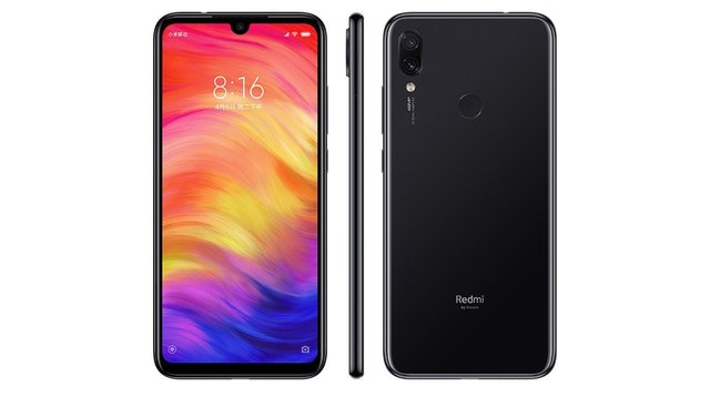 Xiaomi Redmi Note 7 3 32Gb Black (Global)