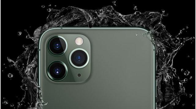 камеры iPhone 11 Pro