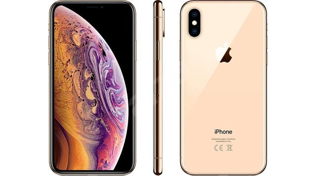 iPhone XS 64 Gold купить