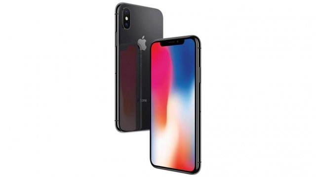 iPhone X space gray купить